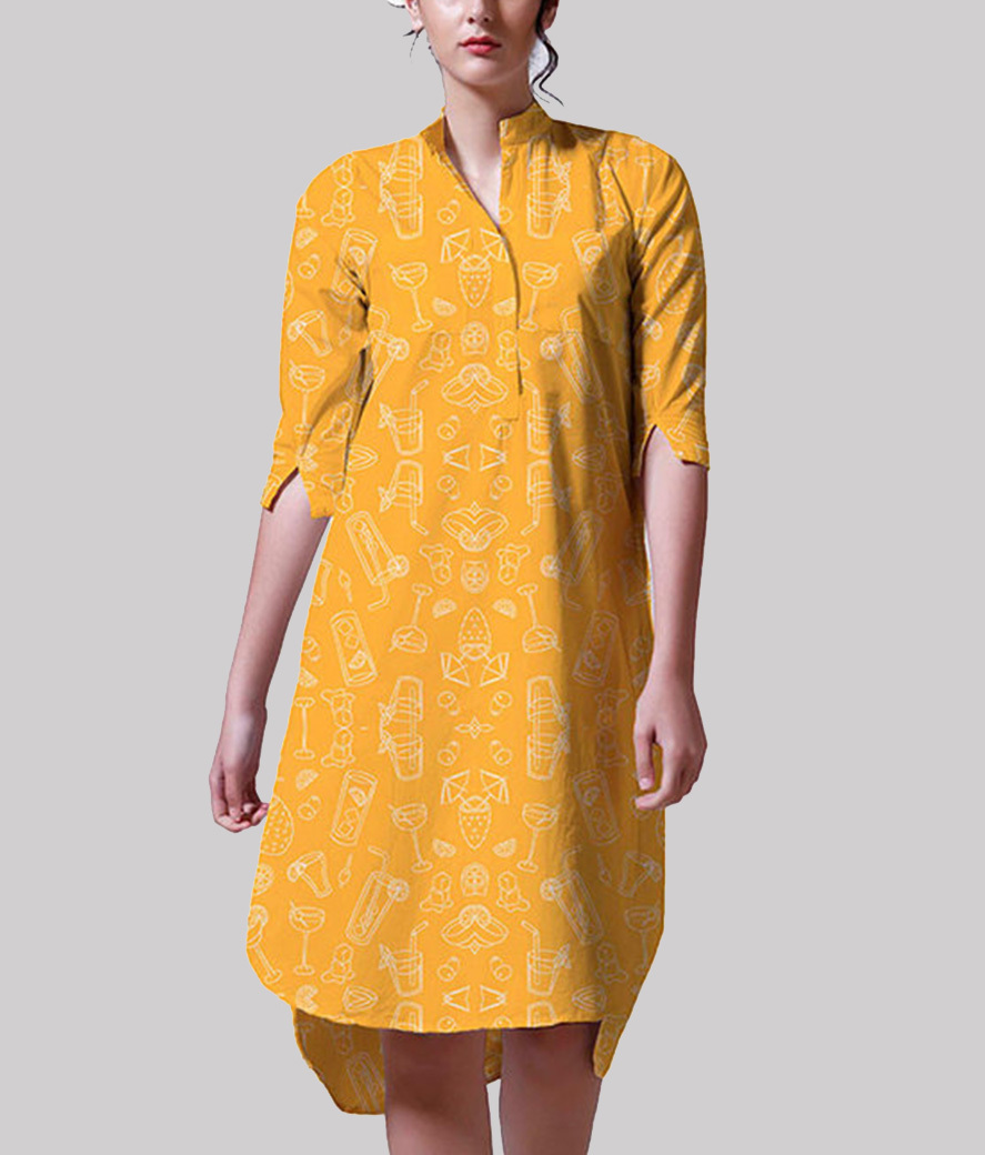 Buble begersgse kurta front recovered