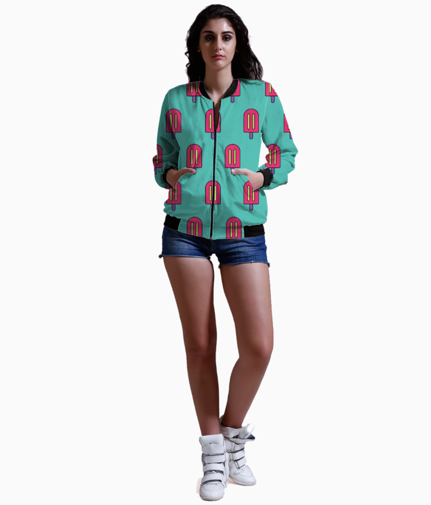 Ice   cream candy 07 bomber front