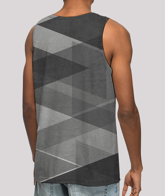 Grey abstract back 2