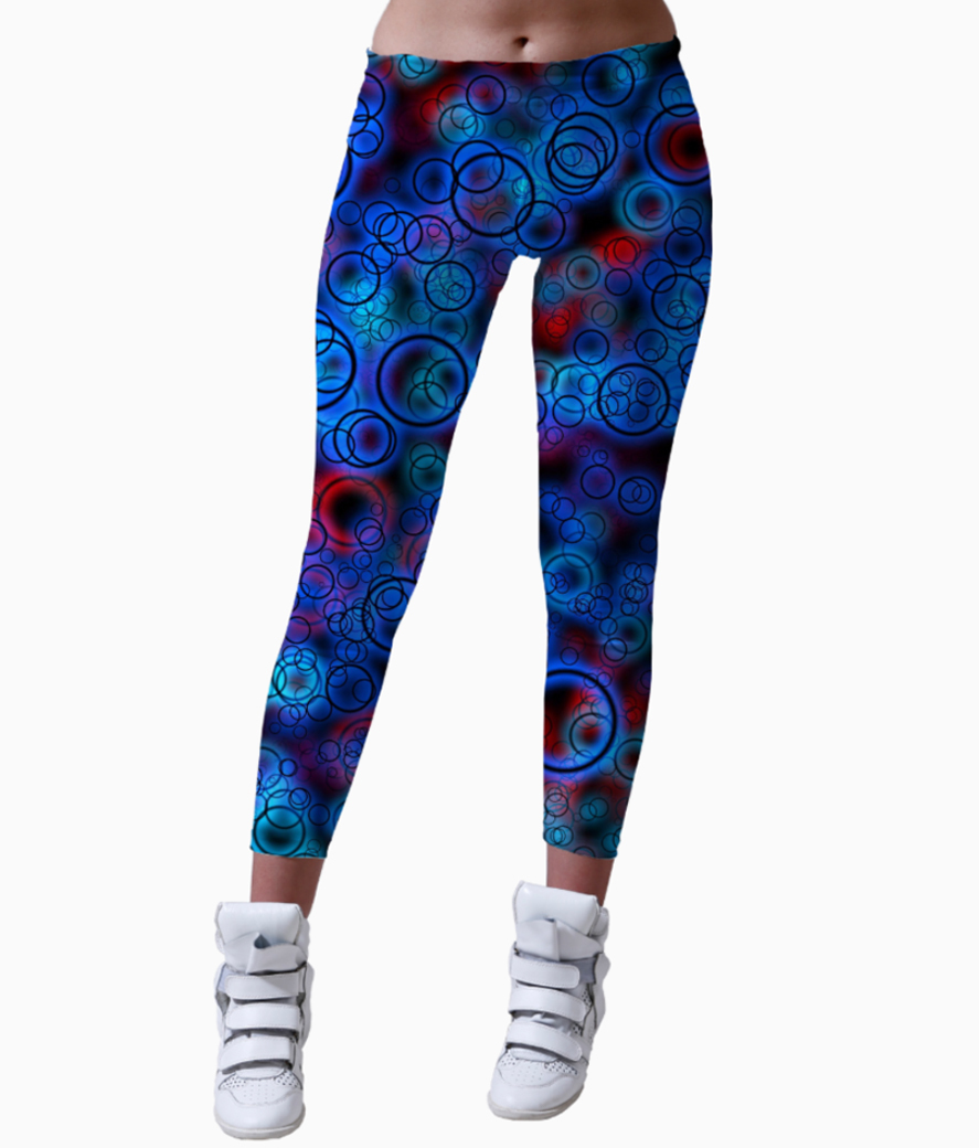 Cicle leggings front