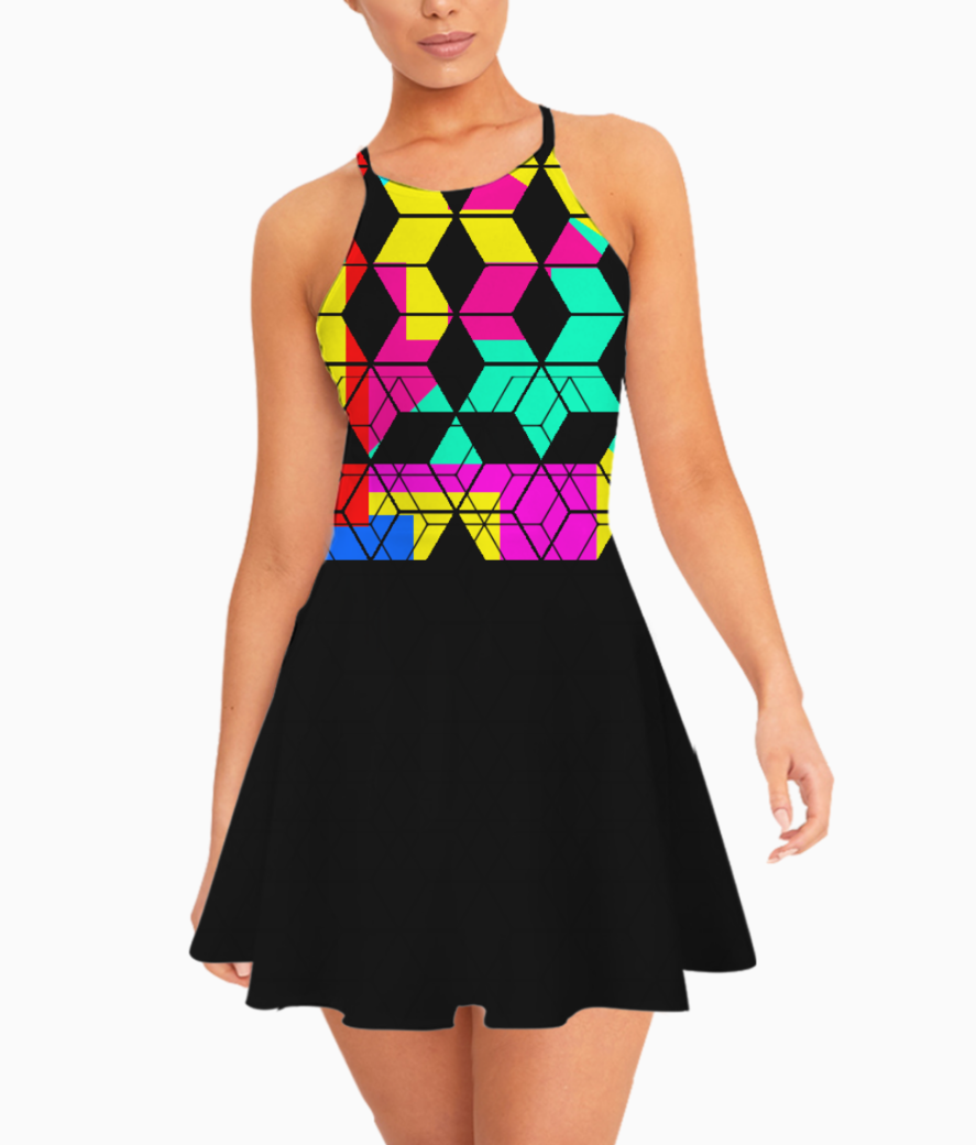 Vb summer dress front
