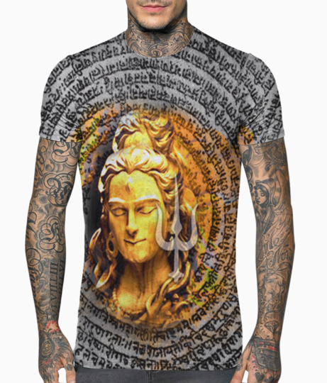 Peace of mind t shirt front