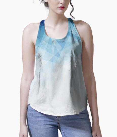 Abstract blue background 1048 1511 tank front