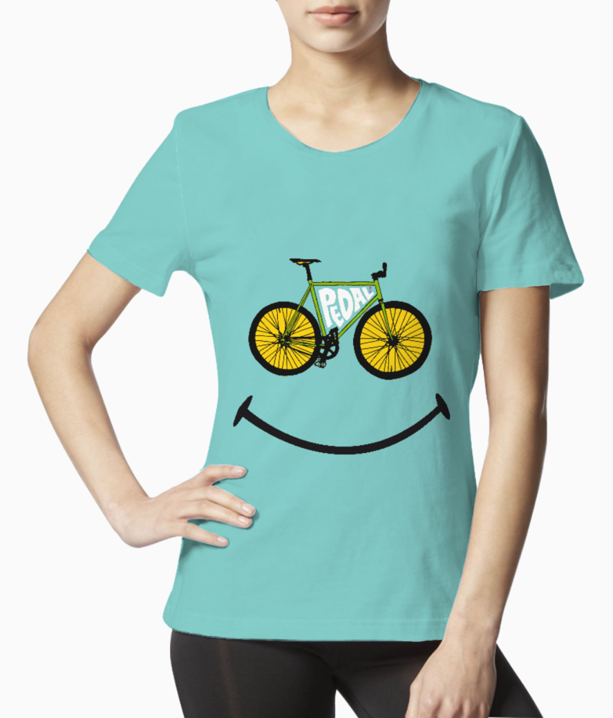 Cycle tee front