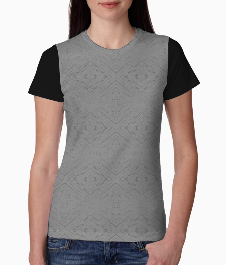 Perthitic tee front