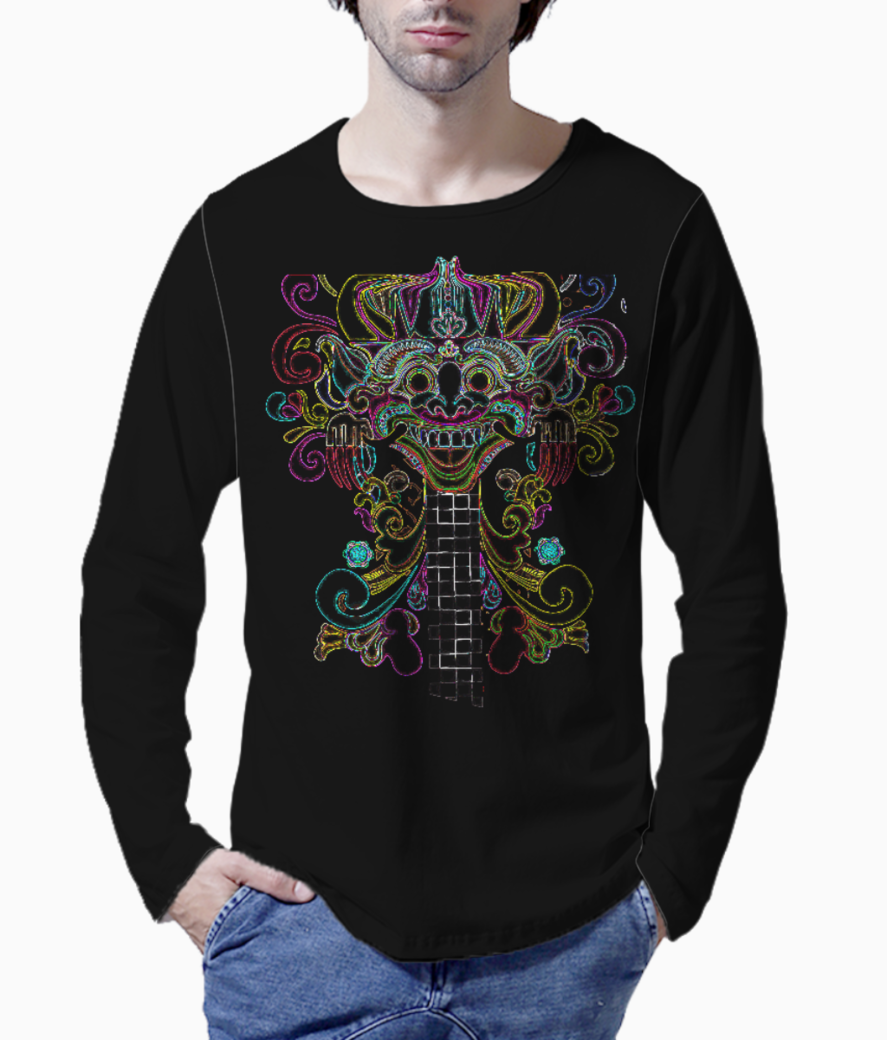 Tribal art2 henley front