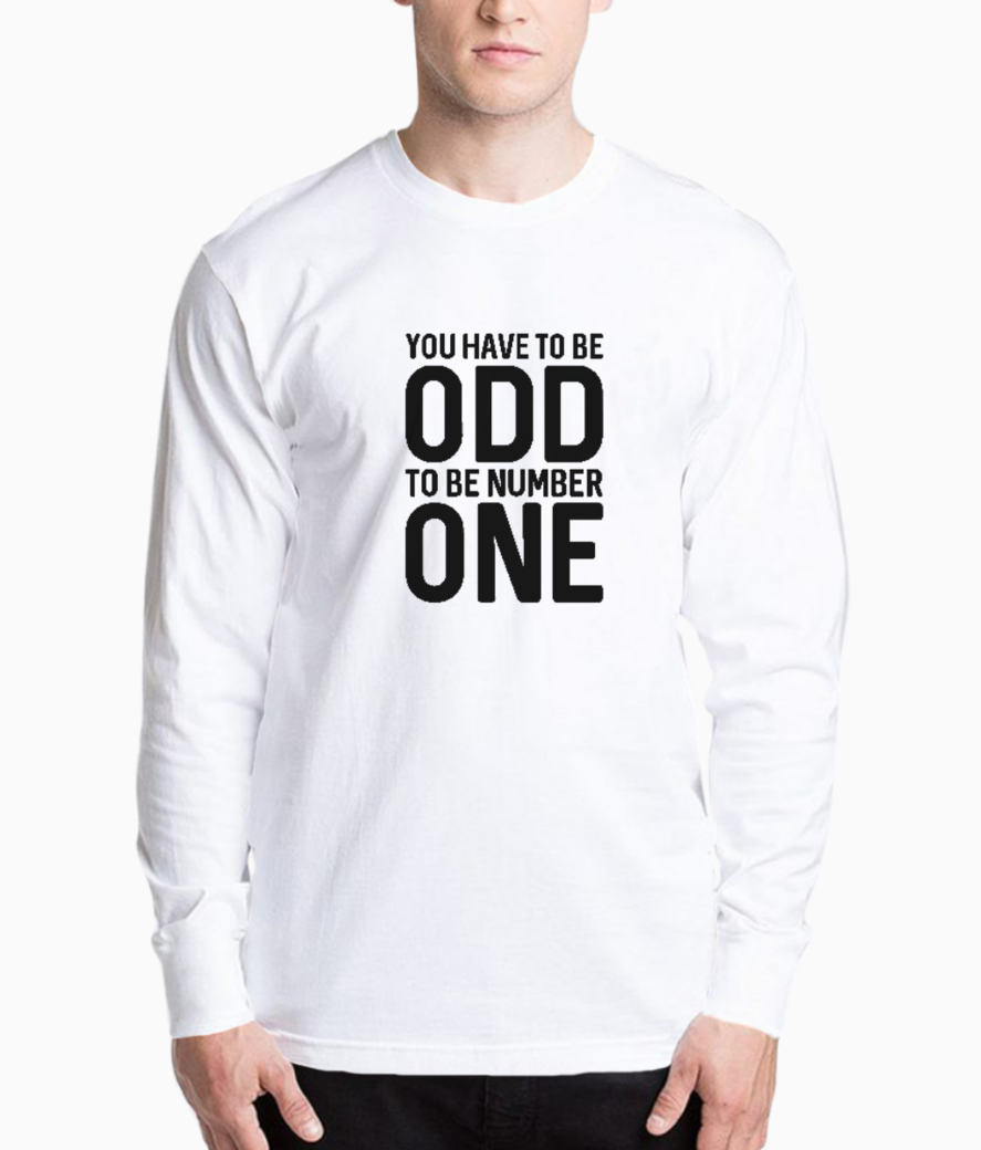 Odd one henley front