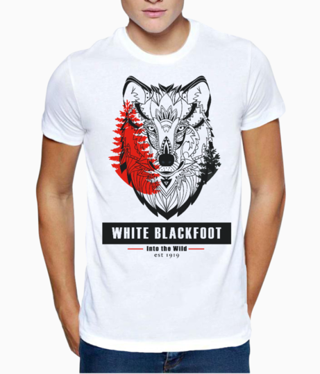 Wolf 001 01 t shirt front