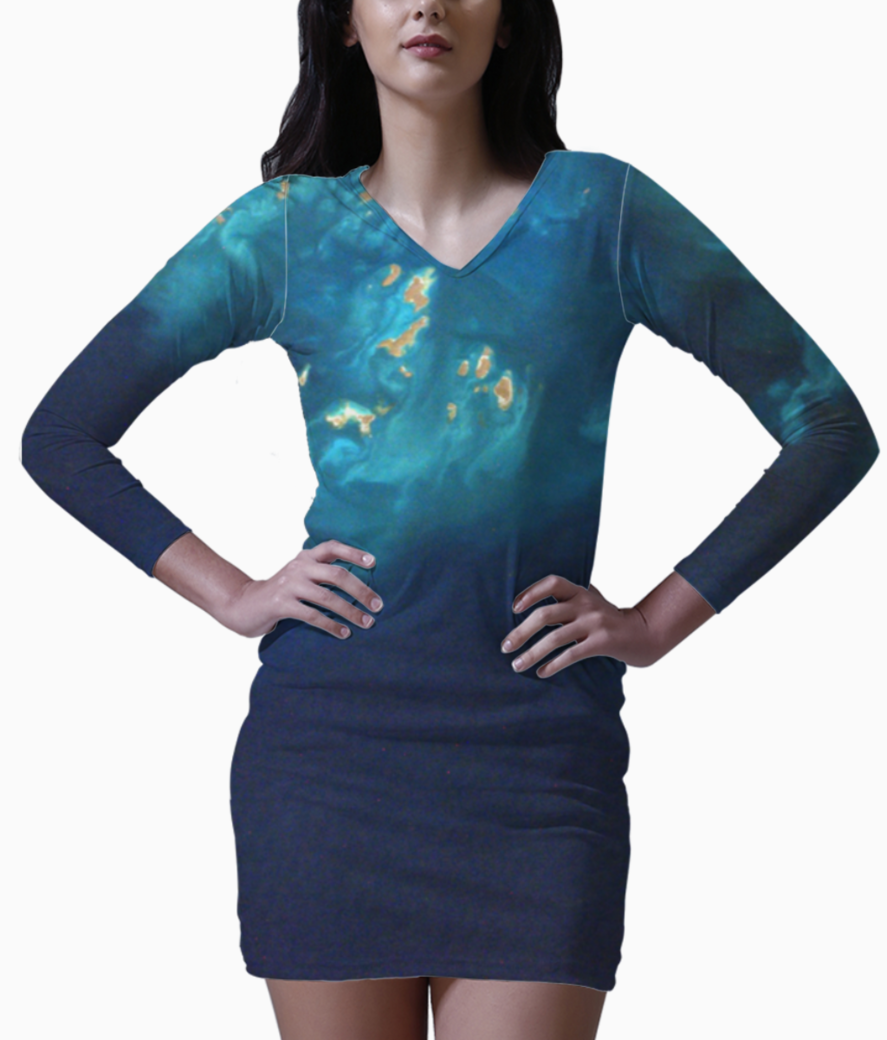 Untitled design %2813%29 bodycon dress front