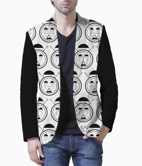 Dog and cat blazer front