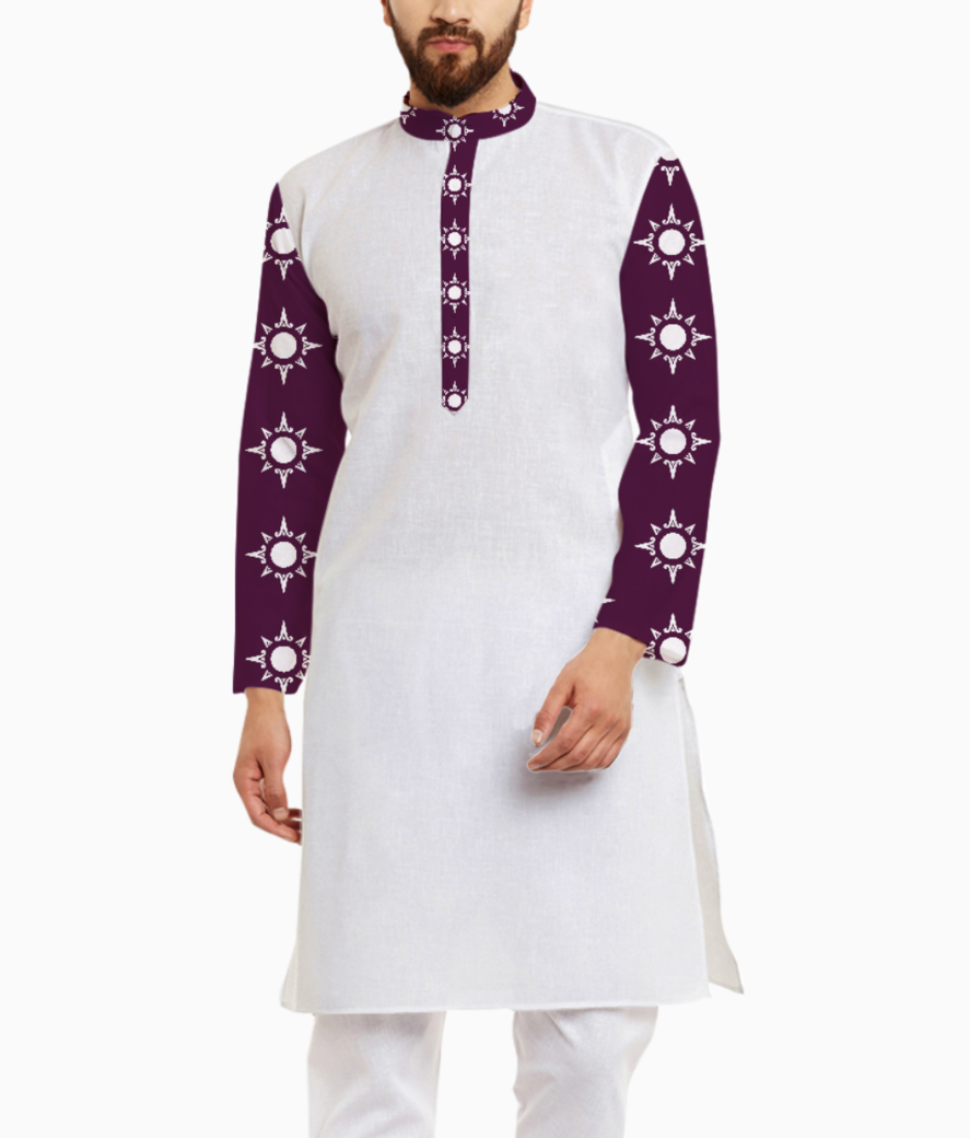 Untitled 2 kurta front