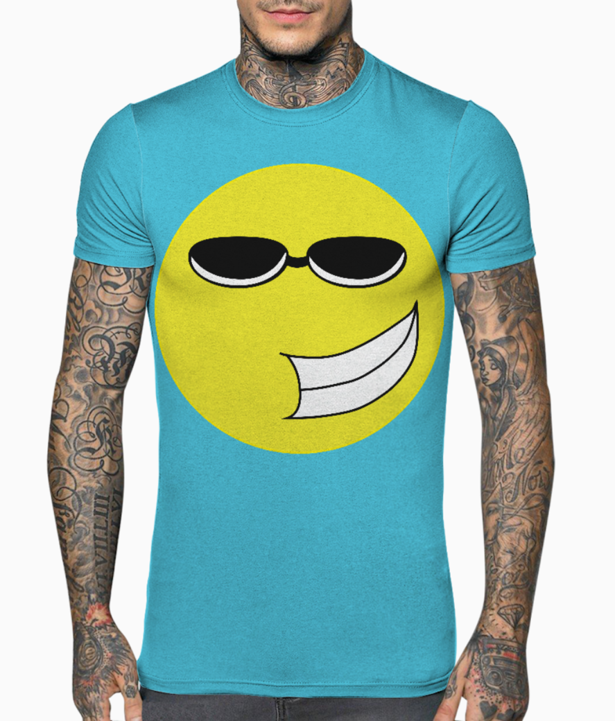 Smarty t shirt front