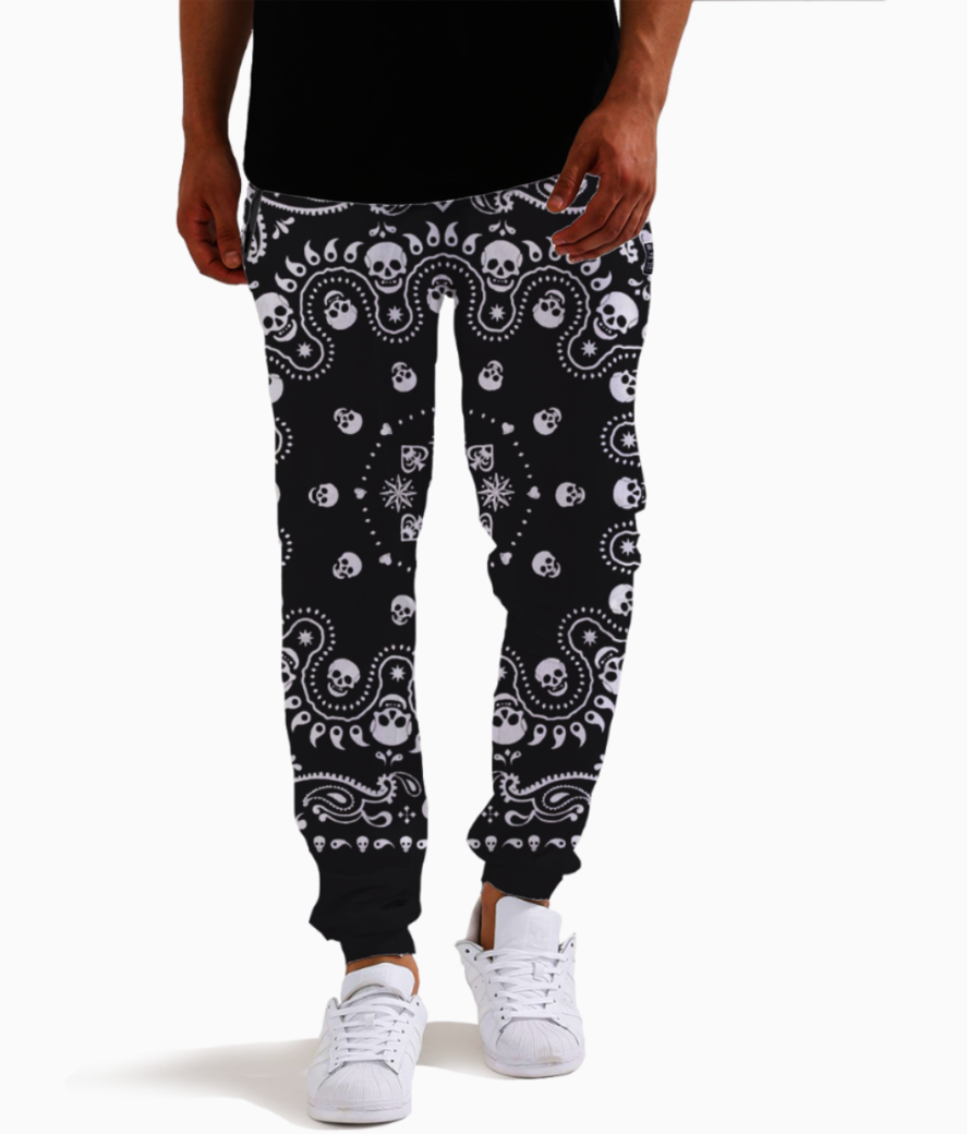 4 joggers front