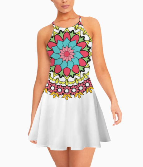 Design %2875%29 summer dress front
