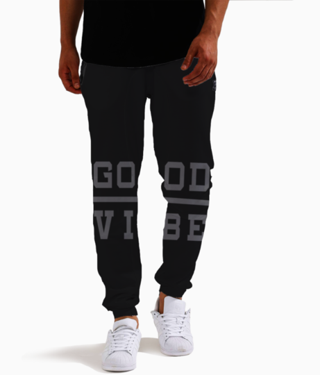 Jogger body front joggers front