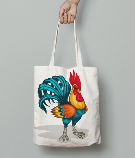9 tote bag front