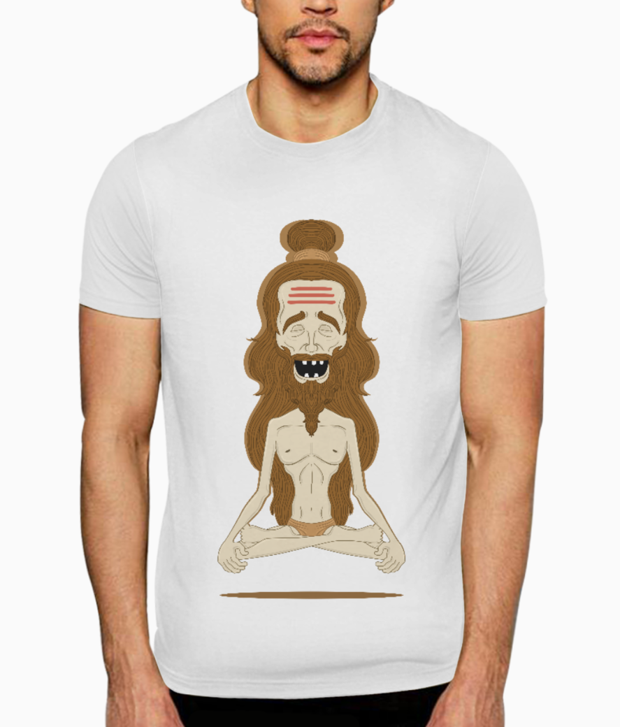 Baba t shirt front