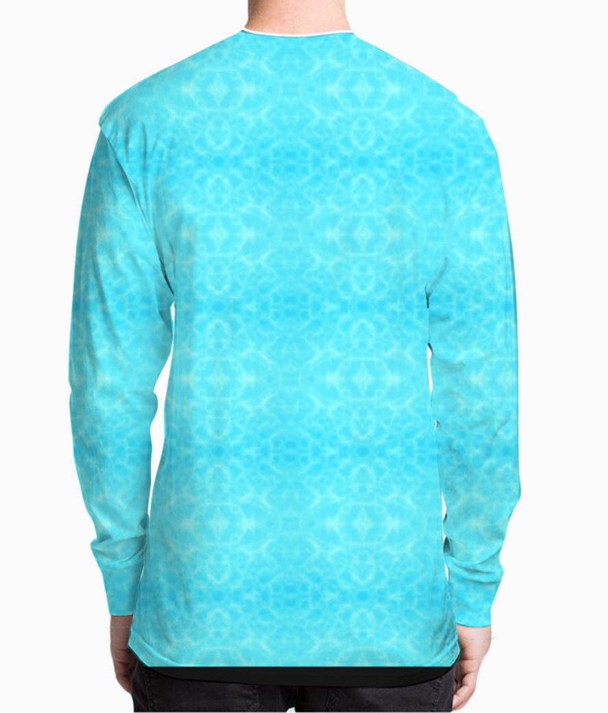 Pool water henley back