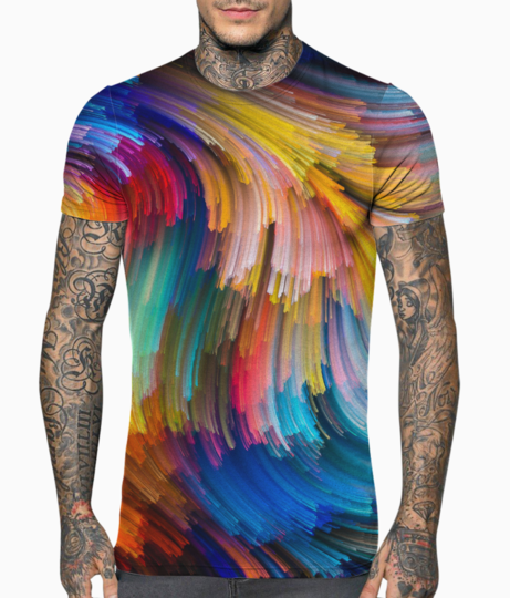 Motion graphics templates opener2 t shirt front