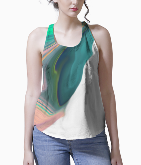 Abstract paint remix vol 03 cavazos 24 tank front