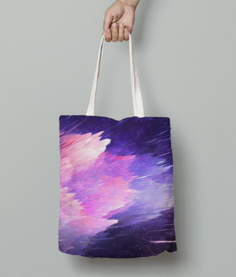 123 tote bag front