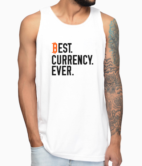 Best currency vest front