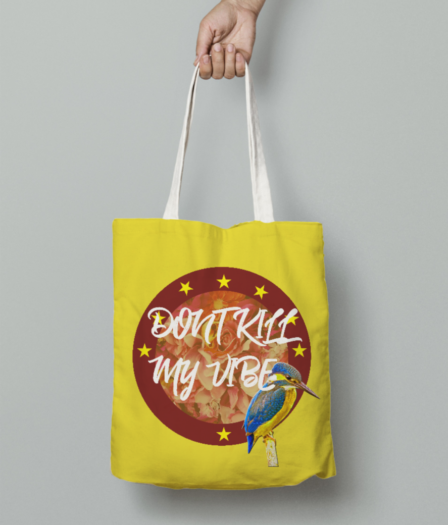 Untitled 32 tote bag front