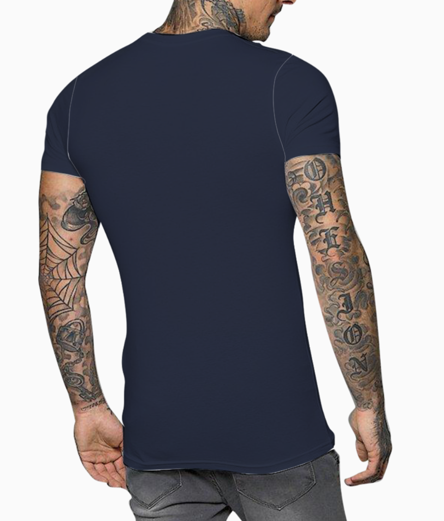 Project 45 2 t shirt back
