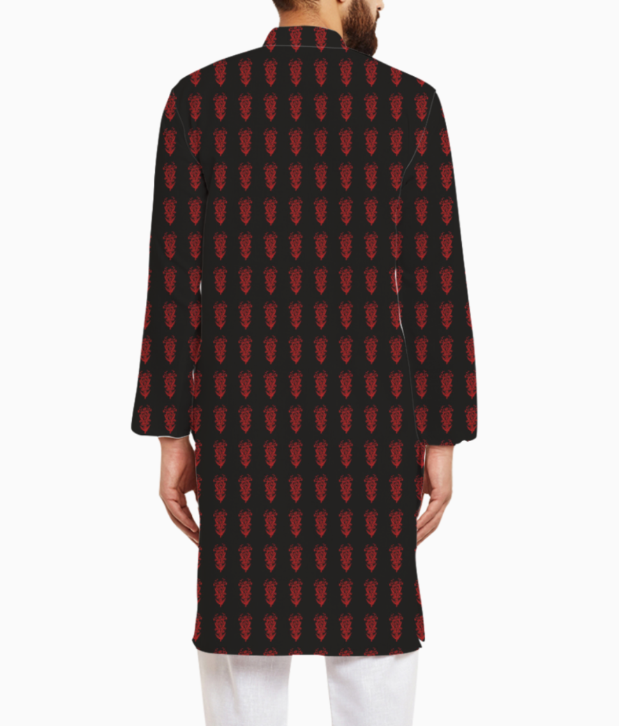 Untitled 4s kurta back