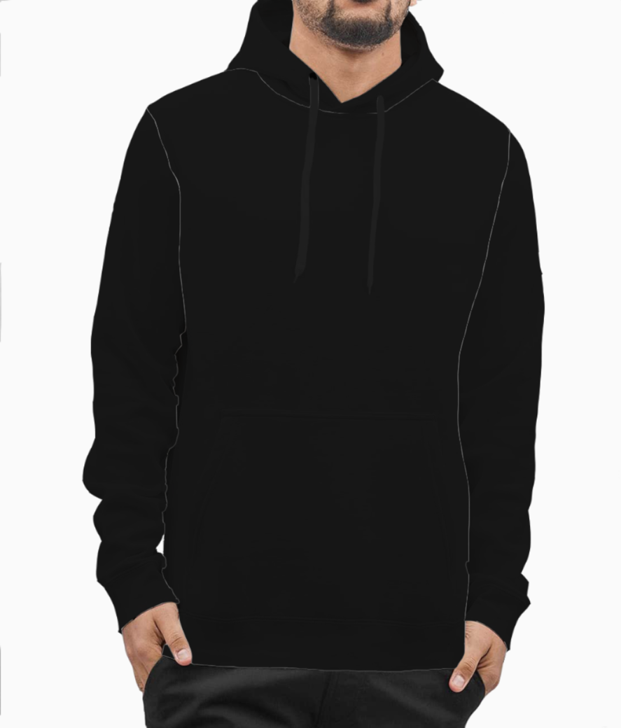 Untitled 4 hoodie front