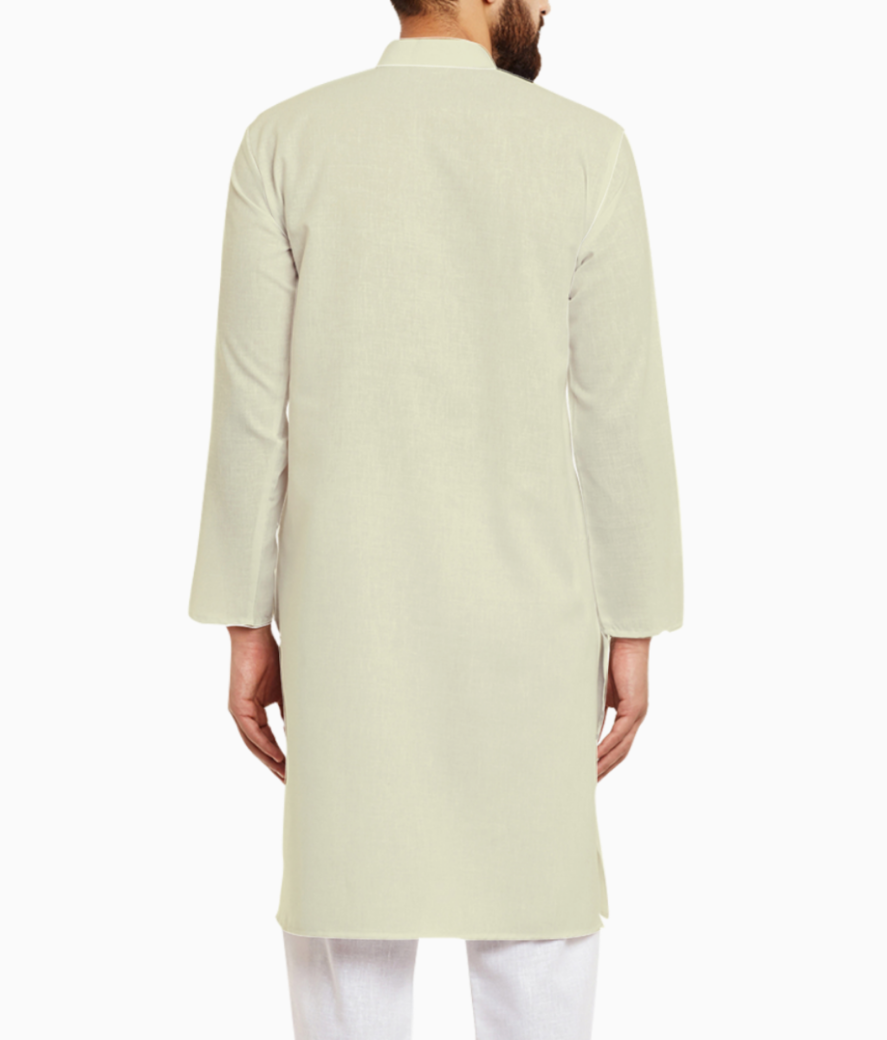 Play  learn   grow kurta kurta back