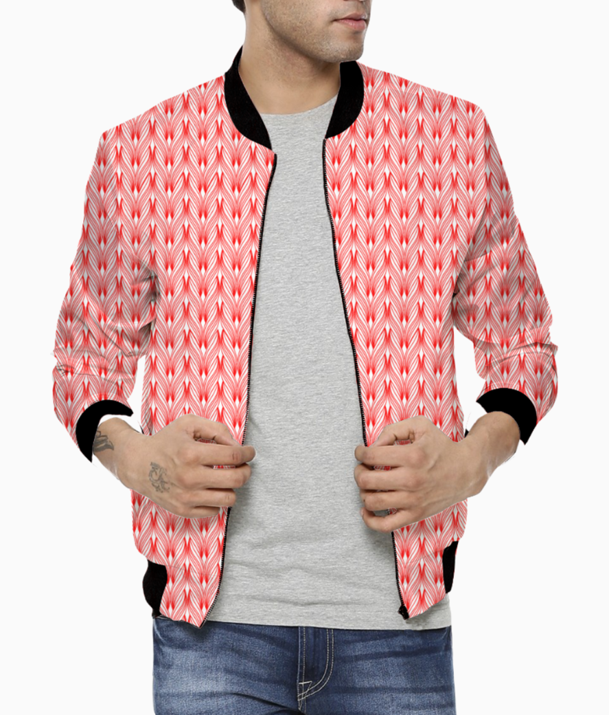 Thread bomber front