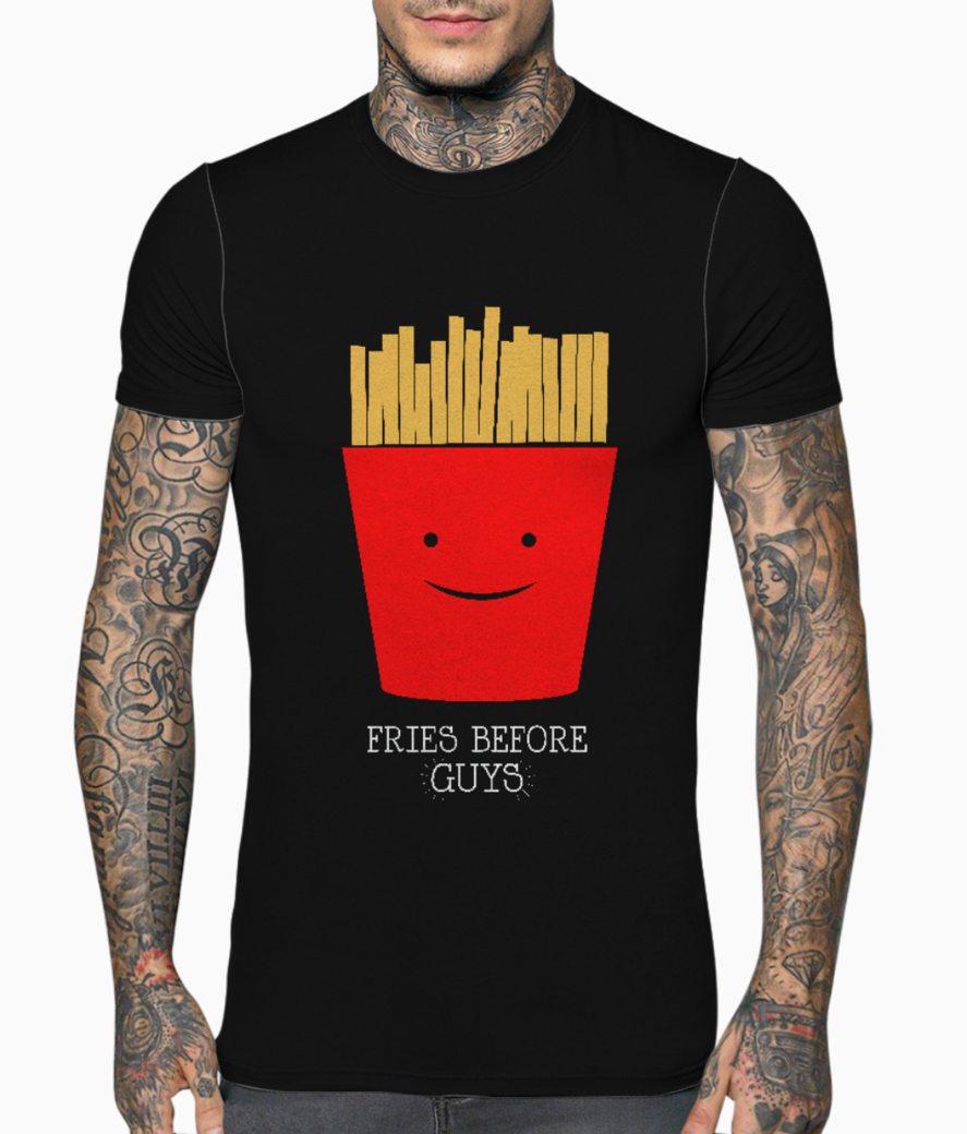 Friesguys t shirt front