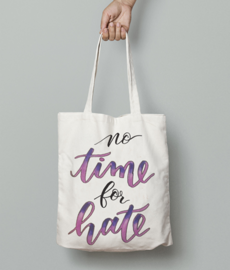 May tote bag front
