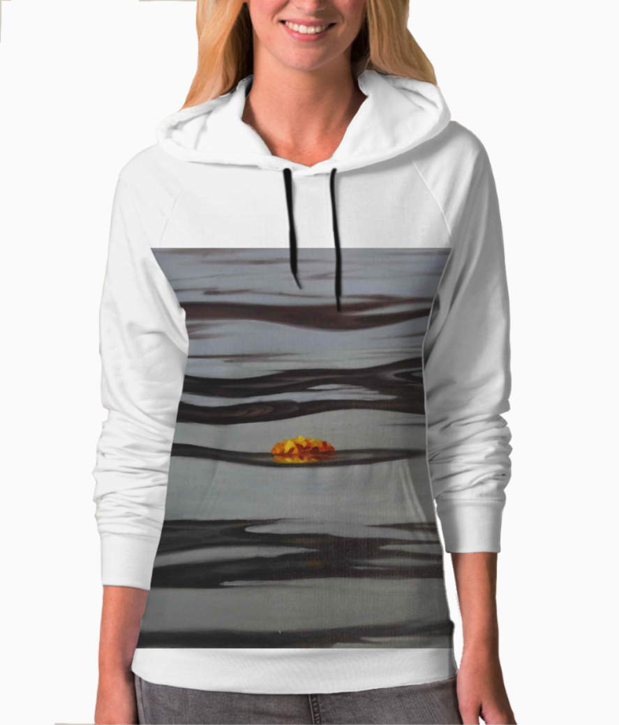 I'm constant   but my world is changing sweatshirt front
