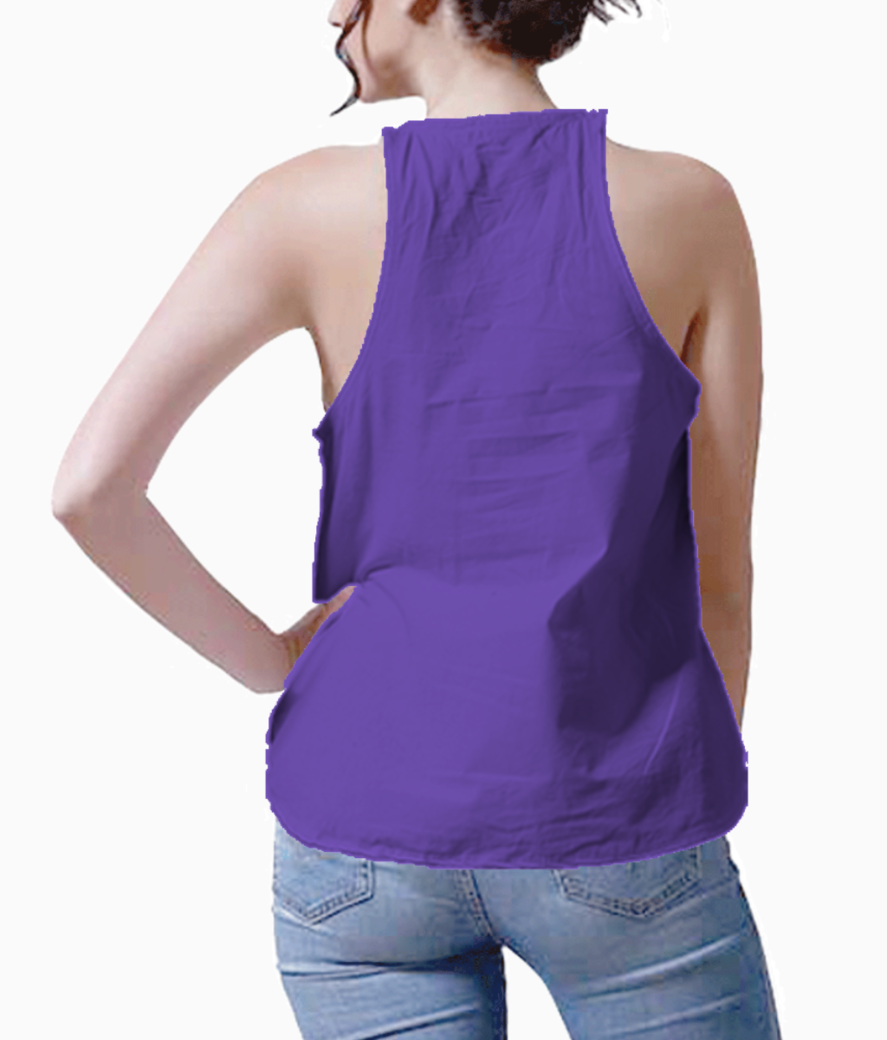 Bali traditional women tank back