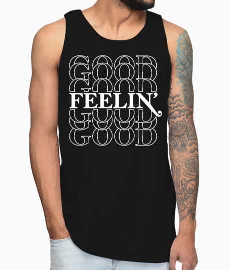 Good feelin vest front