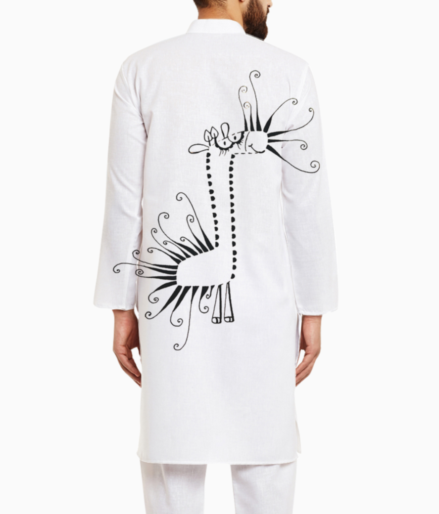 Dress19 kurta back