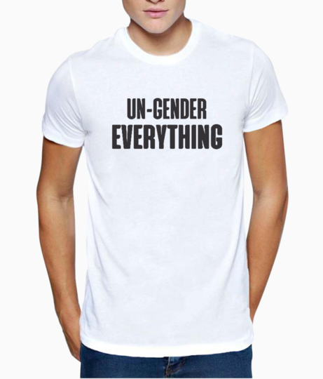 Everything t shirt front