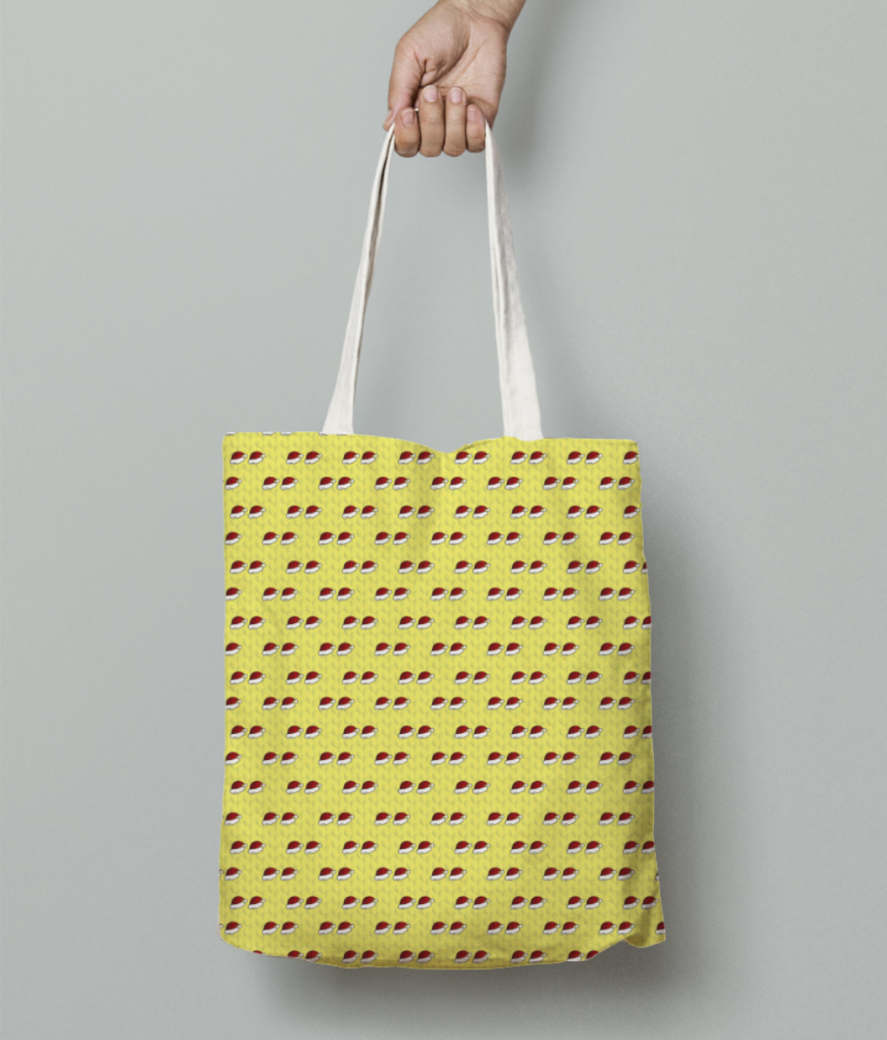 14 tote bag front
