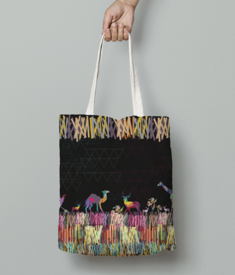 267 tote bag front