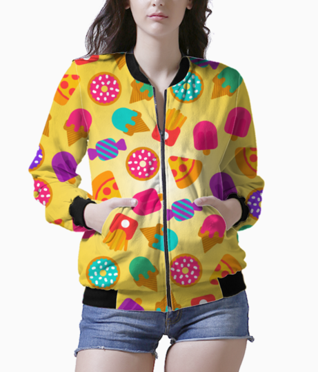 Food love bomber front