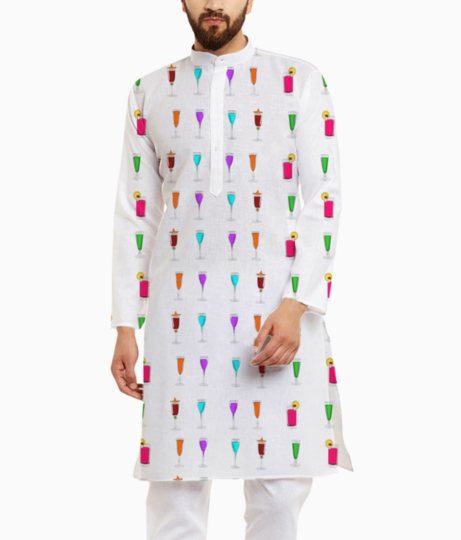 Drinks kurta front