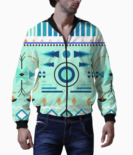 5 bomber front