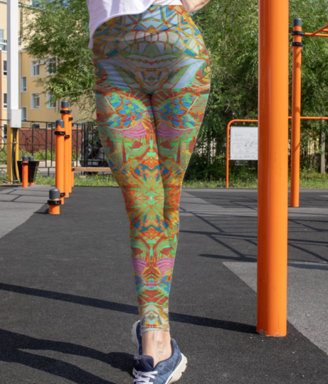 232 leggings front