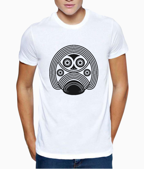 Stormtrooper tribal t shirt front