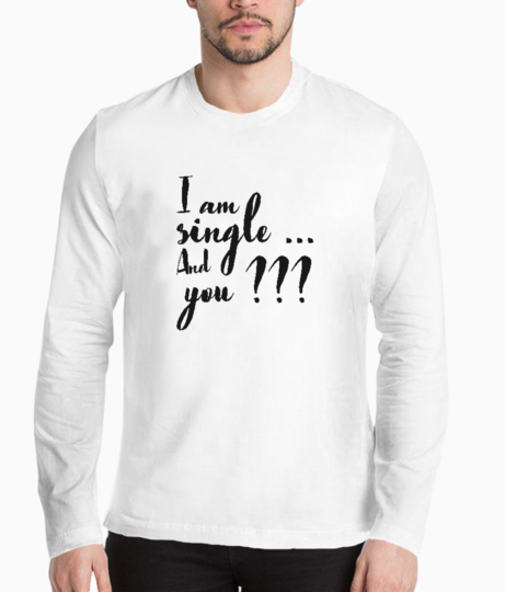 Single henley front
