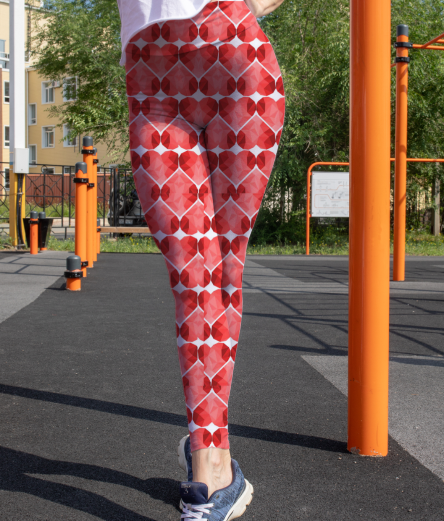 Tghthergrg leggings front
