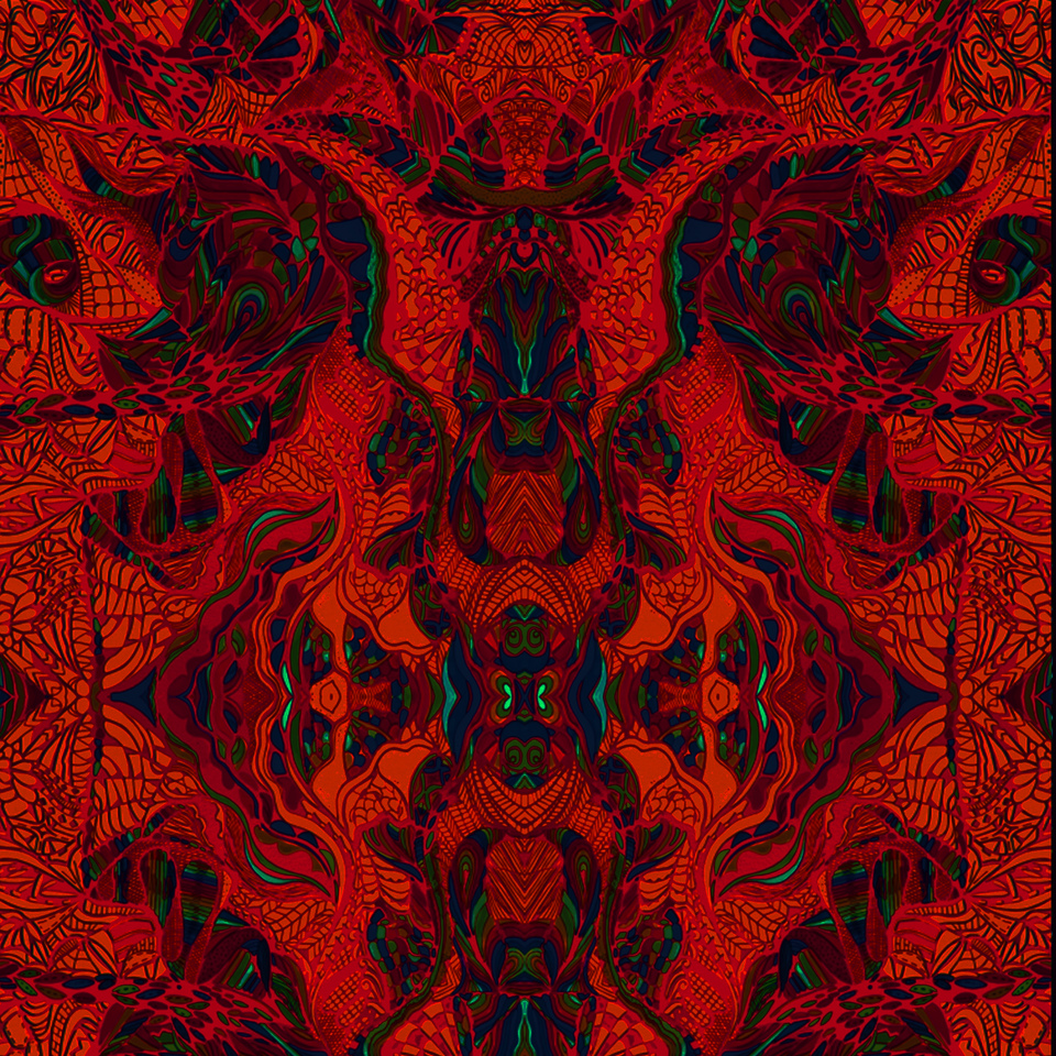 Abstract firered