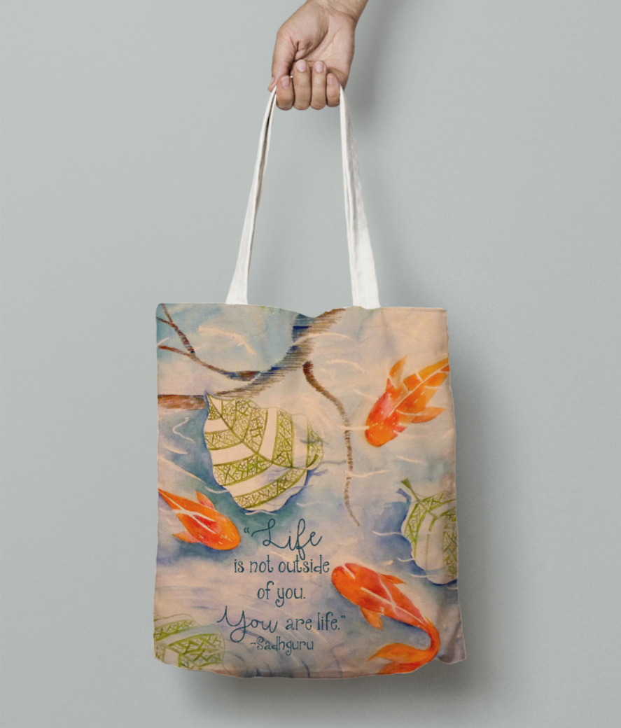 2 tote bag front